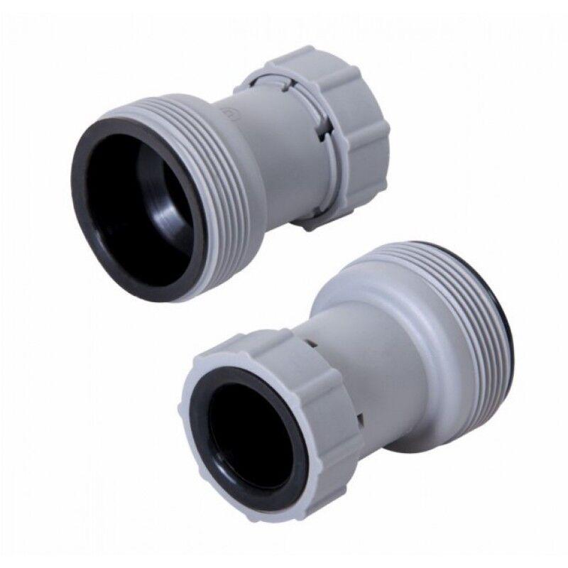 BESTWAY Conector manguera 38mm / 32mm depuradora bestway gr