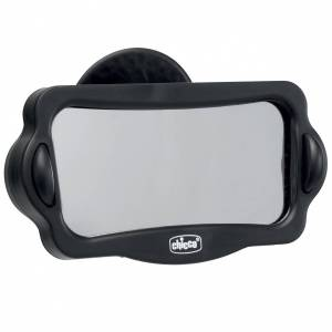 Chicco - Espejo Retrovisor Color Negro