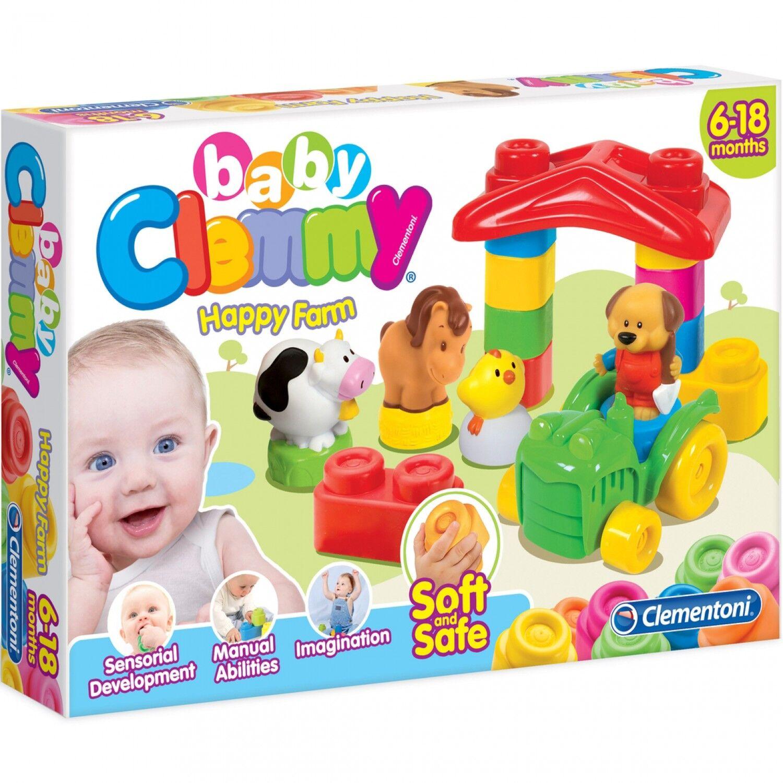clementoni juego de construcción para niños