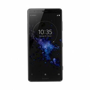 Sony Xperia XZ2 compact Dual-Sim 64GB negro - Reacondicionado: muy bueno   30 meses de garantía   Envío gratuito