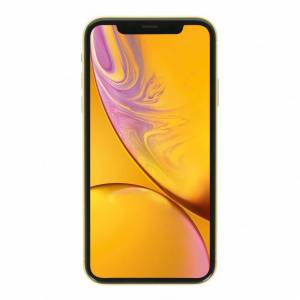 Apple iPhone XR 128GB amarillo refurbished