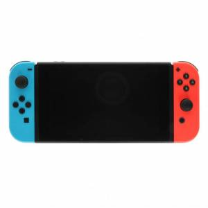Nintendo Switch negro/azul/rojo