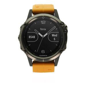 Garmin Fenix 5 Plus Saphir naranja titan (010-01988-05) refurbished