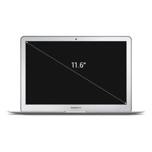 """Apple MacBook Air 2011 11,6"""" Intel Core i5 1.6 GHz 64 GB SSD 2 GB plata refurbished"""