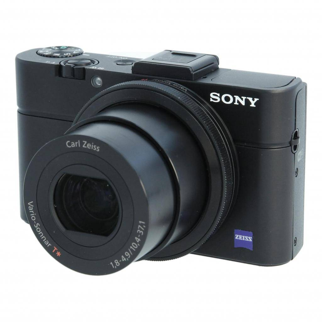 Sony Cyber-shot DSC-RX100 II negro refurbished