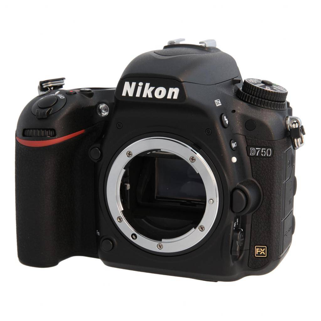 Nikon D750 negro refurbished