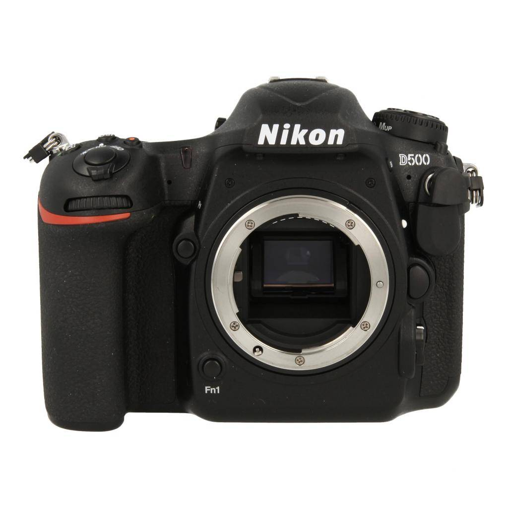 Nikon D500 negro refurbished