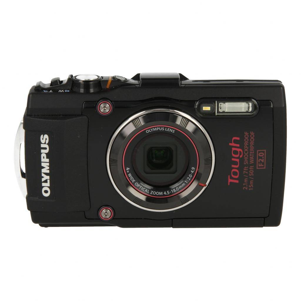 Olympus TG-4 negro refurbished