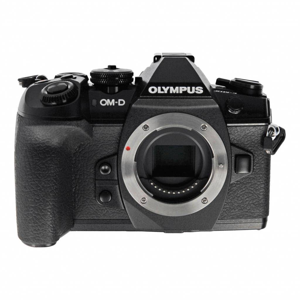 Olympus OM-D E-M1 Mark II negro new