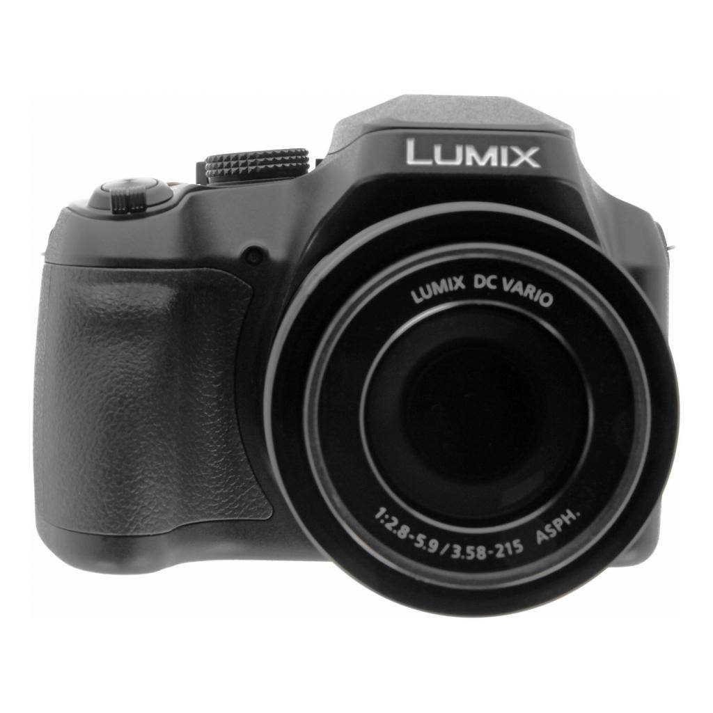 Panasonic Lumix DMC-FZ82 negro refurbished
