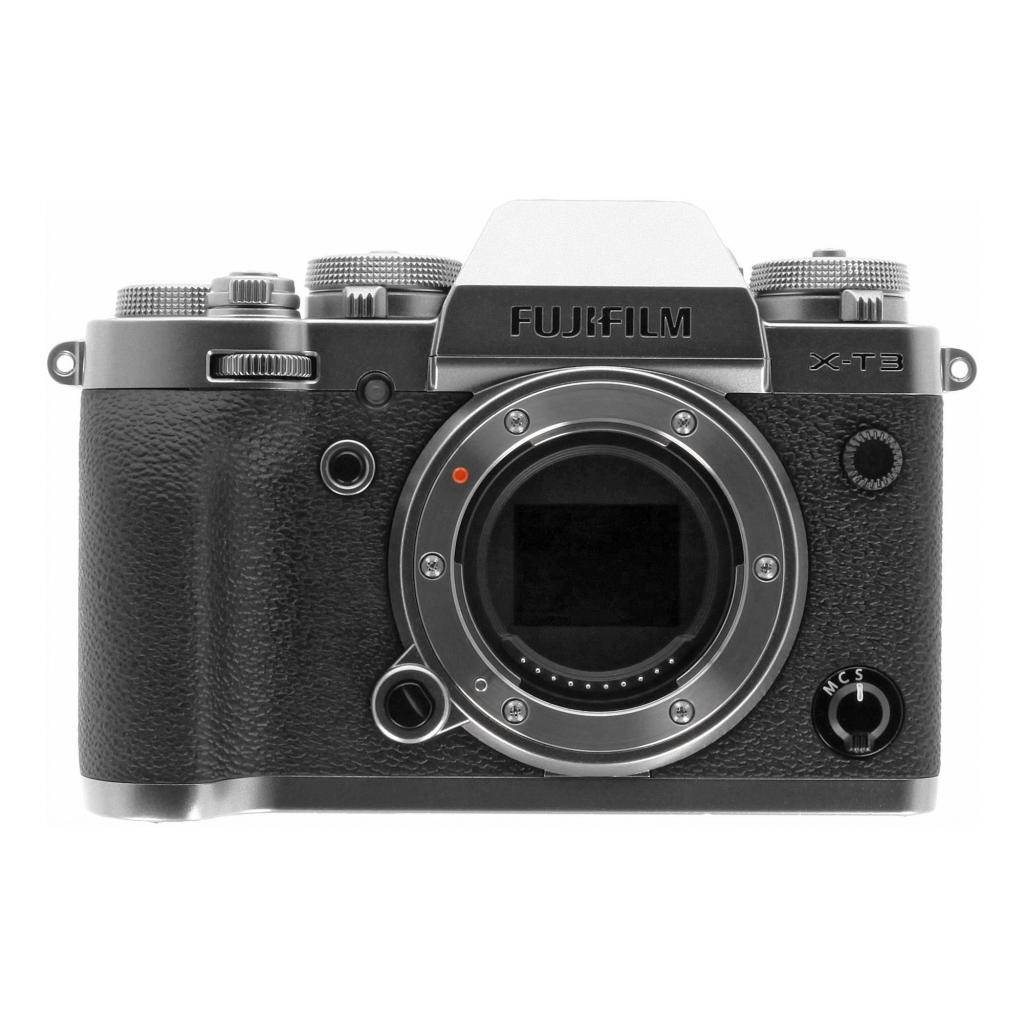 Fujifilm X-T3 plata refurbished