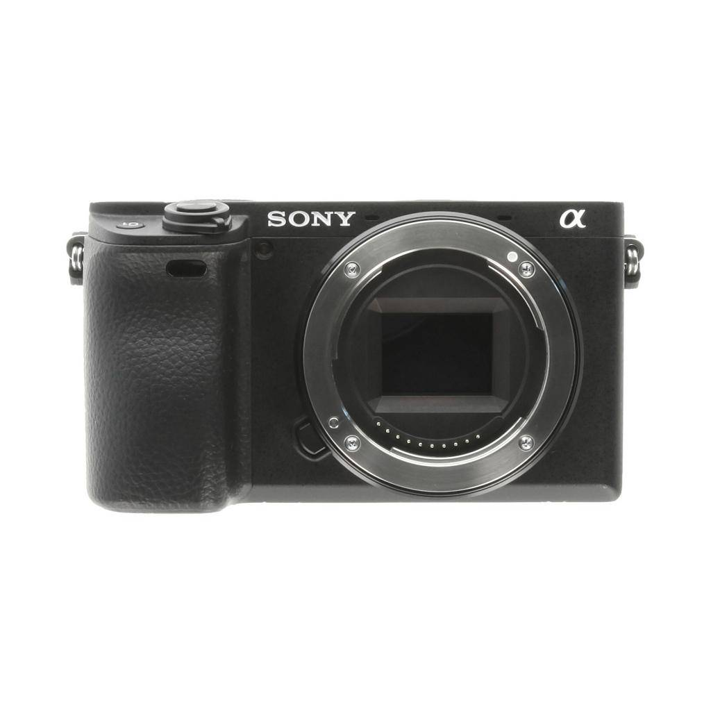 Sony Alpha 6400 negro new