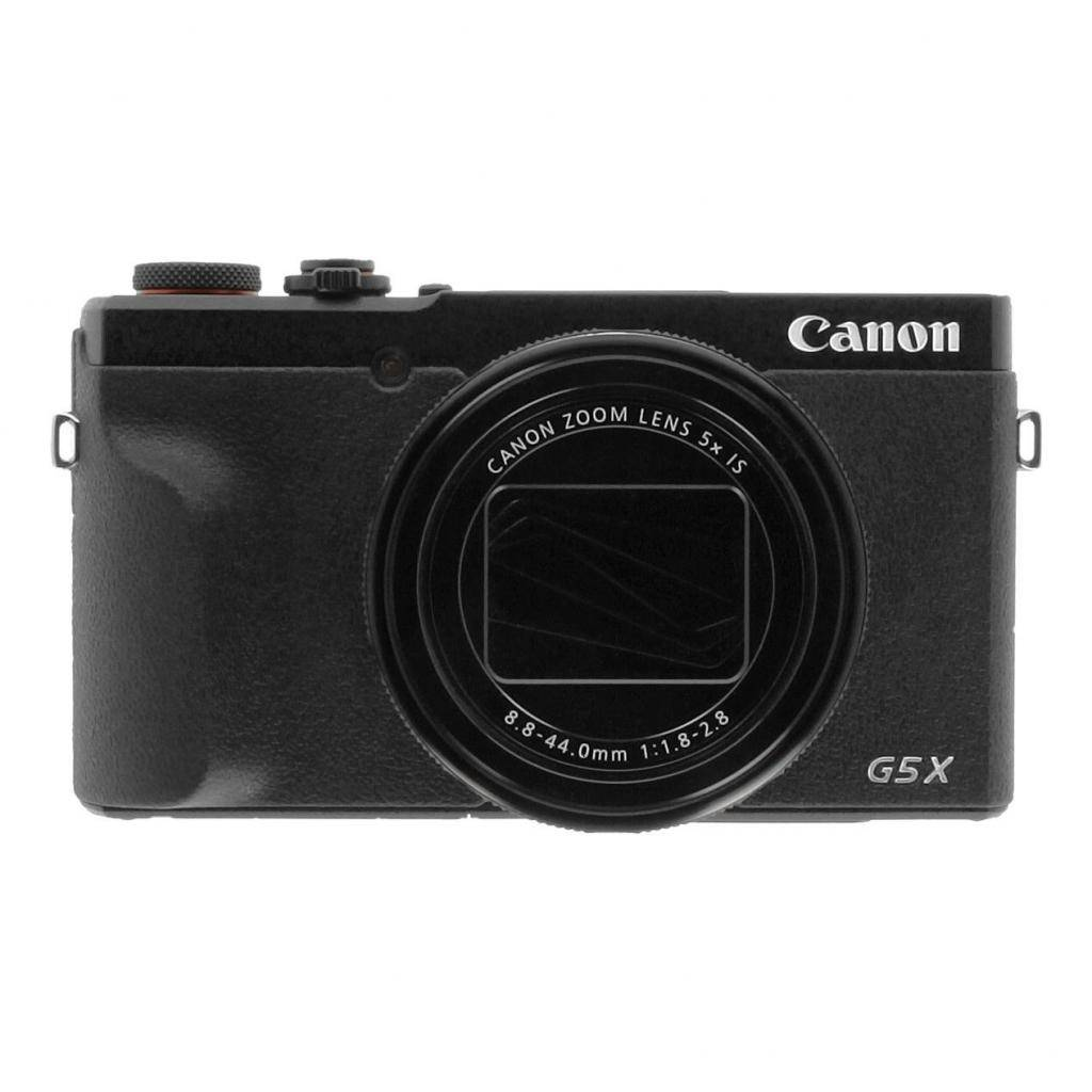 Canon PowerShot G5 X Mark II negro refurbished