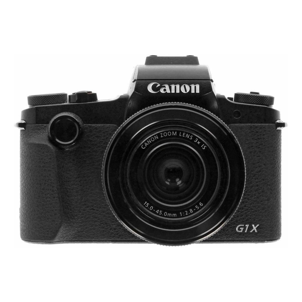 Canon PowerShot G1 X Mark III negro refurbished