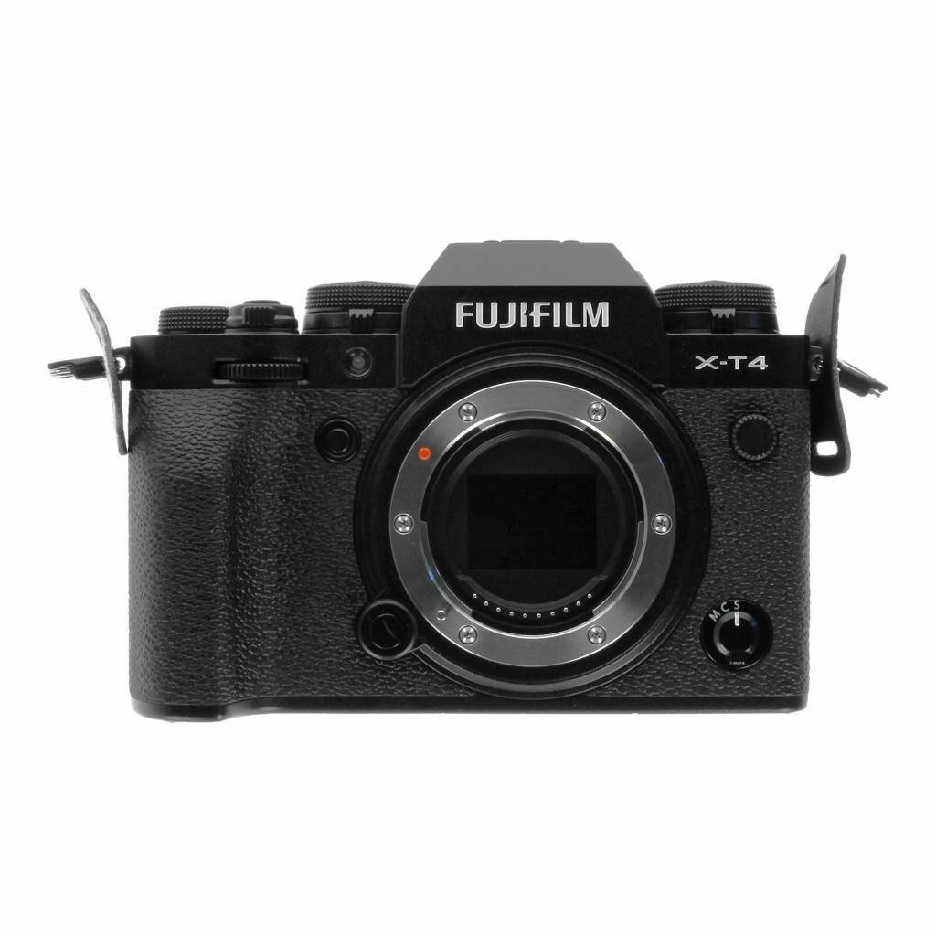 Fujifilm X-T4 negro refurbished
