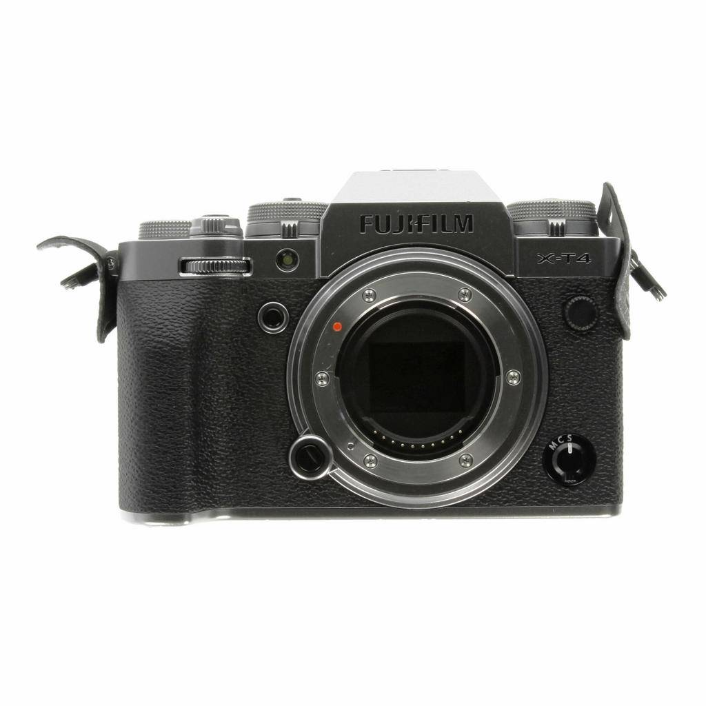 Fujifilm X-T4 plata refurbished
