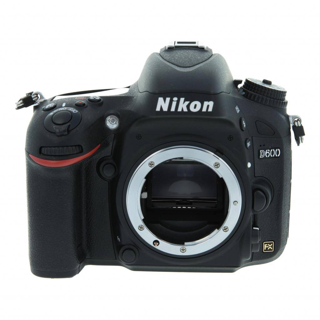 Nikon D600 negro refurbished
