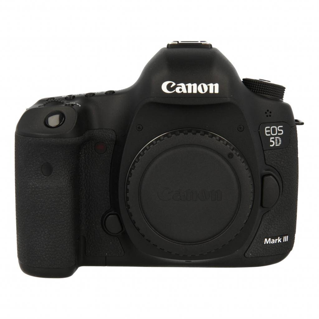 Canon EOS 5D Mark III negro refurbished