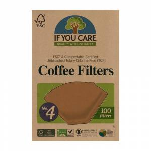 If You Care Filtros de café nº 4