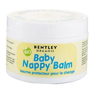 Bentley Organic Bálsamo protector para el cambio de pañal Baby