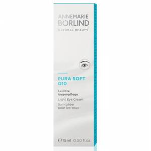 A. Börlind Crema ligera para el contorno de ojos Pura Soft Q10