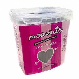 Barritas Moments Pavo 600g + Pienso Nature Diet 500g