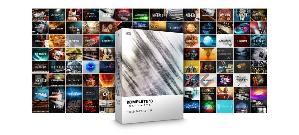 Native Instruments  Komplete 13 Ultimate Coll. Ed. komplete 13 ultimate coll. ed.