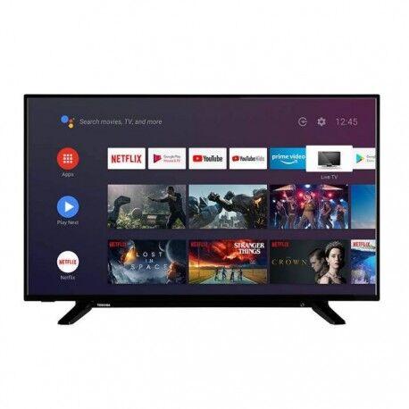 "Toshiba 43la2063dg Televisor 43"" Full Hd Smart Tv Wiffi"