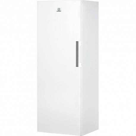 Indesit Ui6f1tw1 Congelador Vertical 167 Cm, No Frost Y Frost Free. Clase F