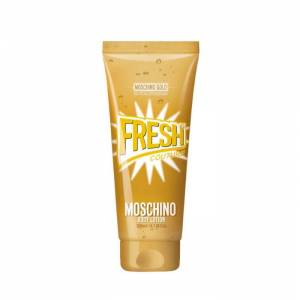Moschino Fresh Couture Gold Body Lotion 200ml