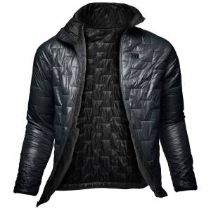 Helly Hansen hombres chaqueta de senderismo Negro XL