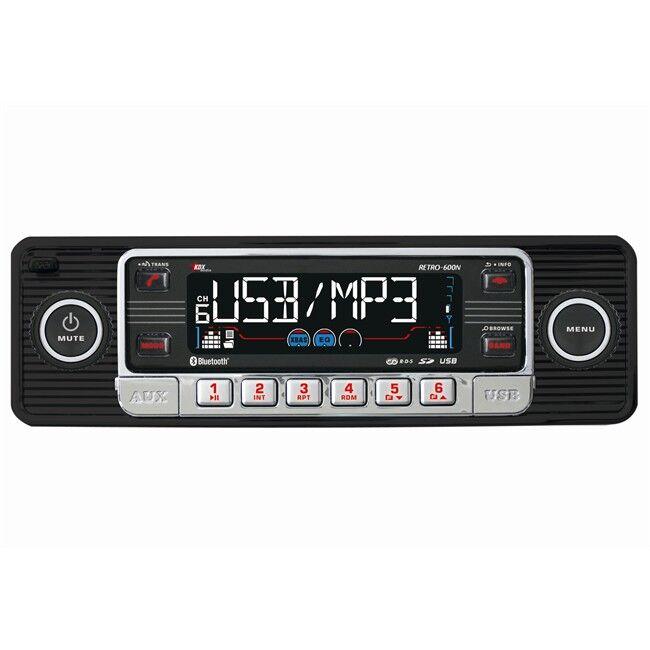 Norauto Autorradio Kdx Retro-600n