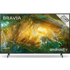 """Sony TV 75"""" 75XH8096 - UHD 4K, Smart Android TV, HDR Processor X1, Dolby Vision/Atmos, MotionFlow XR"""
