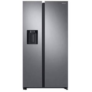 SAMSUNG Frigorífico Americano RS68N8220S9 - A+, NoFrost, Dispensador, SpaceMax, Twin Cooling