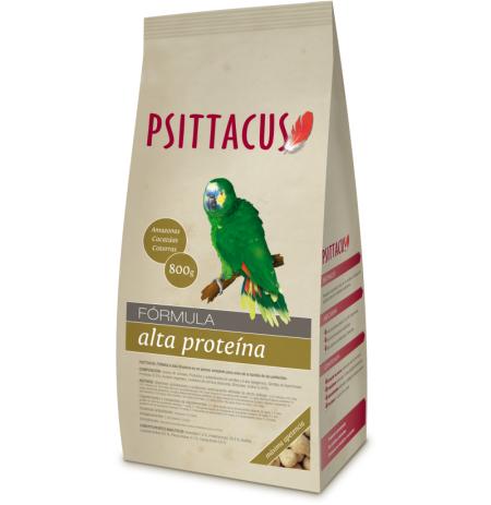 PSITTACUS Pienso Manten. Alta Proteína 12kg