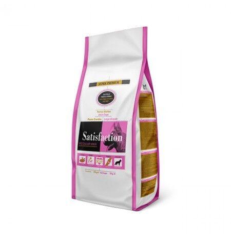 SATISFACTION Regular Maxi (Perros Raza Grande) 3kg