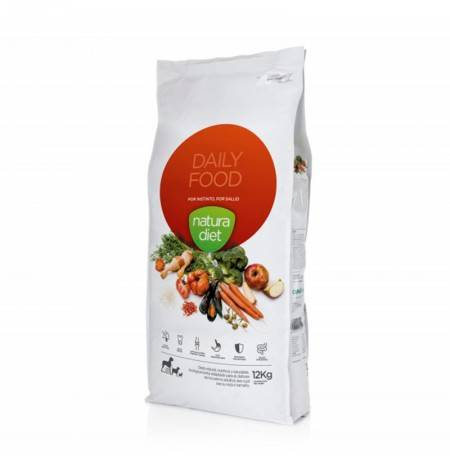 NATURA DIET Daily Food Mantenimiento 3kg