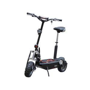 Patinete eléctrico Diablo 1900W Brushless con rueda taco de montaña