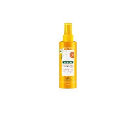 Klorane Polysianes Spray Solar Spf30 200ml