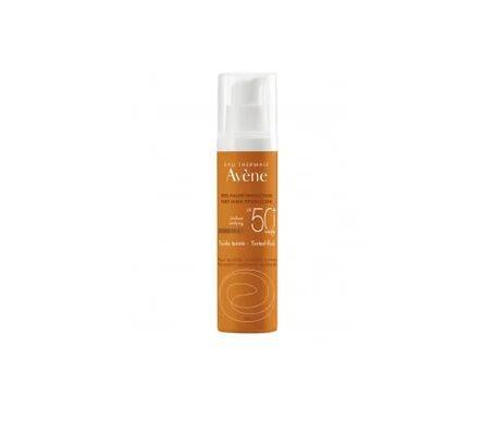 Avene Solar 50+ Emulsión Color Sin Perfume 50ml