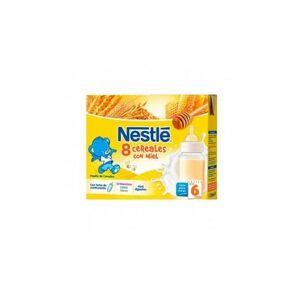 Nestlé Nestle 8 Cereales Con Miel Brick Listo Para Tomar 2x250ml