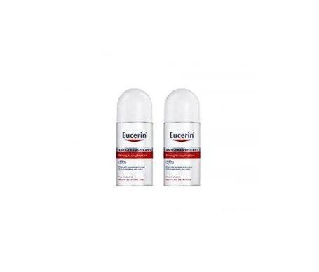 Eucerin ® Desodorante Anti-transpirante 48h 2x50ml
