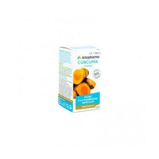 Arkopharma Arkocaps Cúrcuma Piperina 40caps