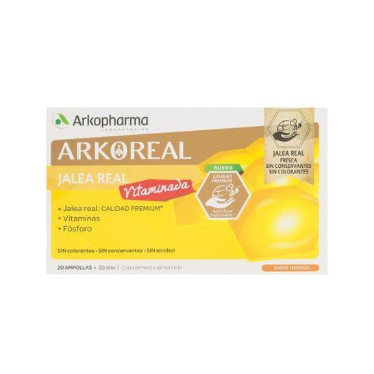 Arkopharma Arko real jalea real vitaminada 20amp