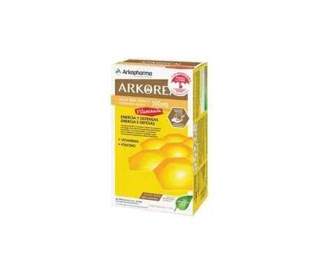 Arkopharma Jalea Real Vitaminada 20 Ampollas