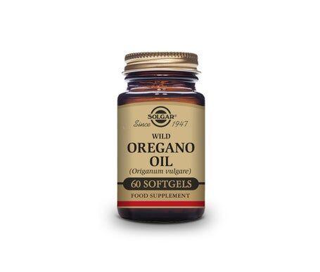 Solgar Aceite De Oregano Silvestre 60 Pe