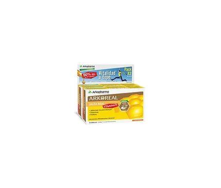 Arkopharma Jalea Real Pack Vitalidad 2x20amp