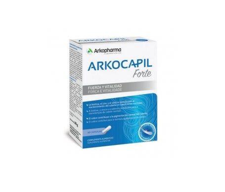 Arkopharma Arkocapil Forte 60cáps