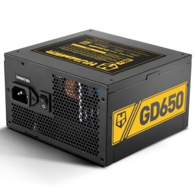 Nox Fuente Alimentación Hummer GD650 80 Plus Gold