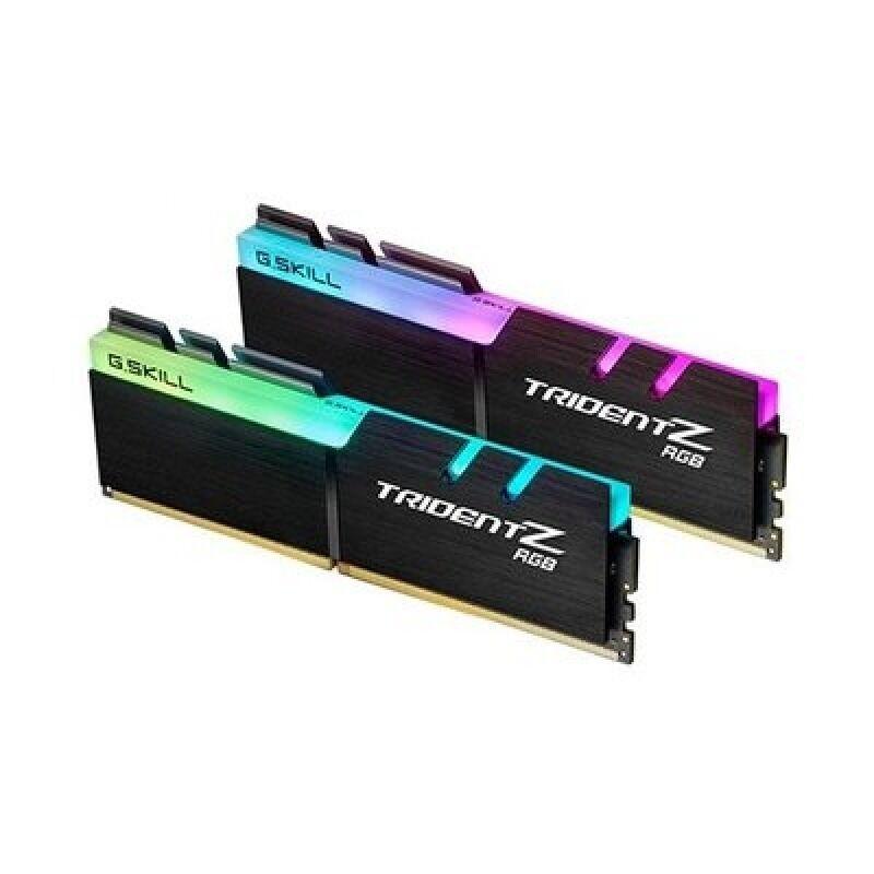 G.Skill MODULO MEMORIA RAM DDR4 2x8GB PC3600  TRIDENT Z CL18